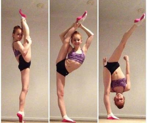 baile, flexibility, and wow image