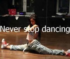 dancing, i, and life image