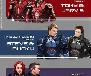 Avengers, jaeger, and crossover image