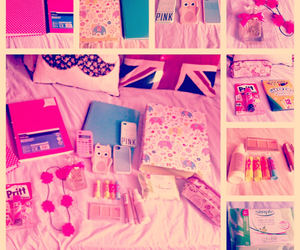 cases, make up, and vans image