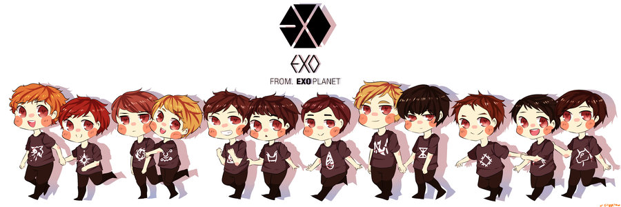 66 Images About Exo On We Heart It See More About Exo Exo K And Kpop