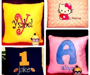 personalized, pillow, and foryou image