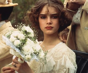 brooke shields, pretty baby, and vintage image