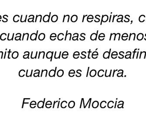 amor, quote, and federico moccia image
