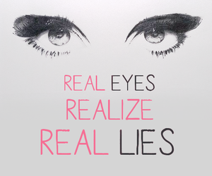 eyes, lies, and realize image