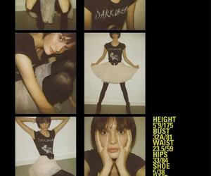 girl, model, and sam rollinson image