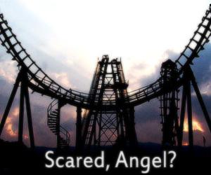 hush hush, love, and angel image