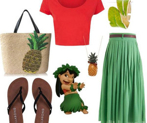 disney, lilo, and fashion image