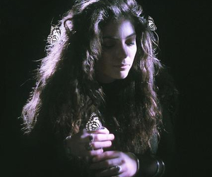 lorde and beauty image