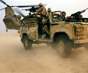 4x4, land rover, and vehicles image