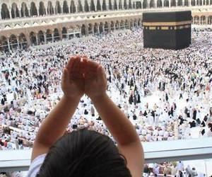 allah, god, and holy place image