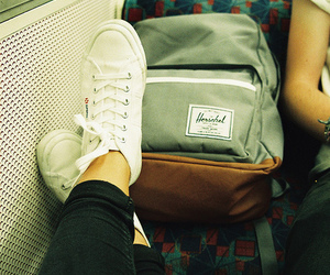 shoes, bag, and indie image