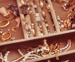 jewelry, rings, and jewellery image