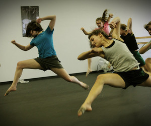 contemporary, contemporary dance, and dance image