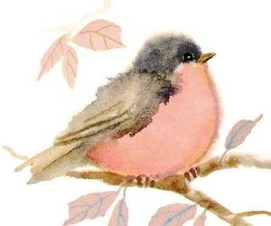 bird and art image