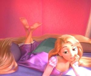 blonde, disney, and princess image