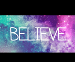 belive and galaxy image