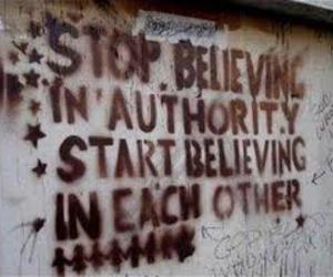 authority, each other, and stop believing image