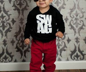 swag, boy, and child image