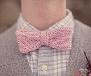 bowtie, wedding, and cute image