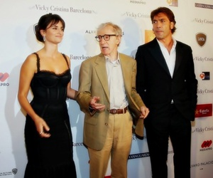 couple, director, and woody allen image