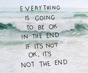 quote, end, and ok image