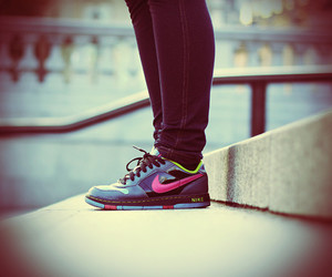 nike shoes and a pairs shoes image