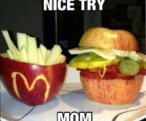 food, healthy, and try image