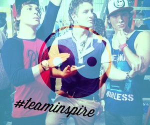 emblem3 and teaminspire image