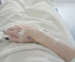 anorexia, ill, and pain image