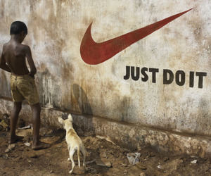 Just Do It and nike image