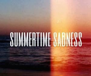alone, lonely, and summertime image