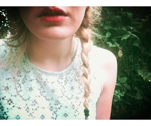 blonde, british, and girl image