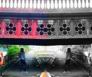 2012, scotland, and bridge image