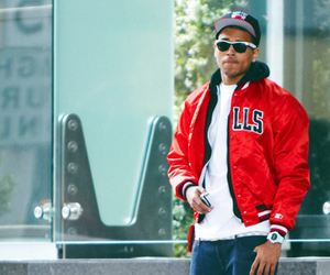 chris brown and swag image