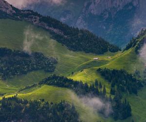nature, photography, and switzerland image