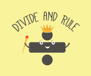 and, divide, and doodle image