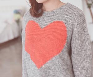 heart, fashion, and kfashion image