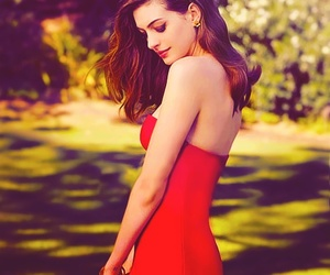 Anne Hathaway and beautiful image