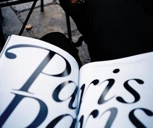 paris and magazine image