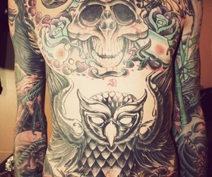 damn, love it, and Tattoos image