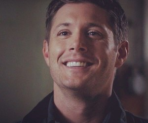 dean, handsome, and supernatural image