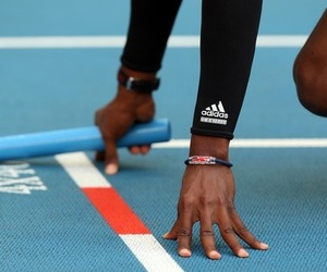 run, olimpic games, and atletics image