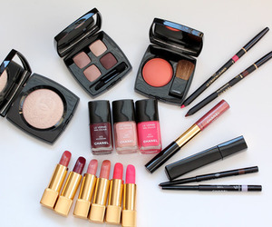 chanel, girly, and make-up image