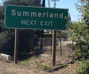 summerland, alyson noel, and book image