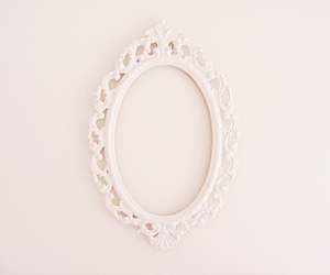 white, vintage, and pink image