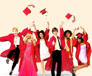 couple and high school musical image