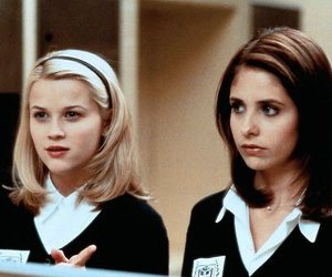 cruel intentions, sarah michelle gellar, and Reese Witherspoon image