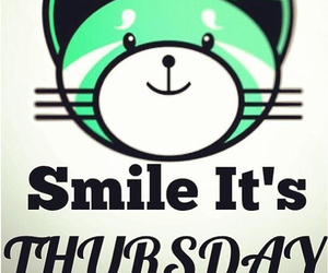 smile, thursday, and the weeknd image