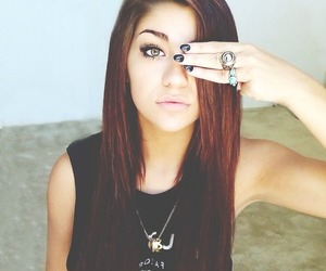 girl, andrea russett, and andrea image